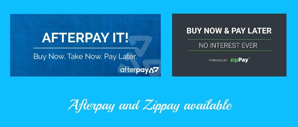 Afterpay & Zippay slider