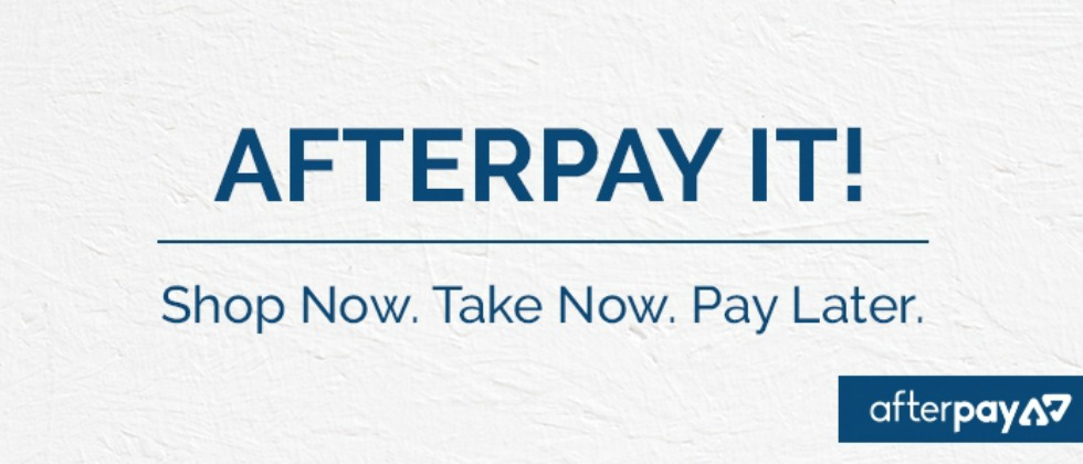 Afterpay white banner – web
