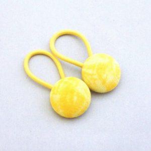 19mm-yellow-button-elastics-pair
