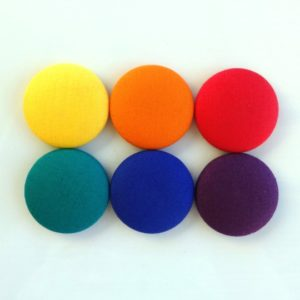 Rainbow Magnet Set A