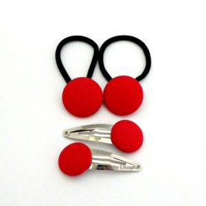 28mm button elastics with 23mm button snapclips