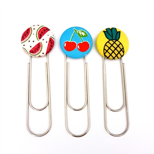Fruit Bookmarks