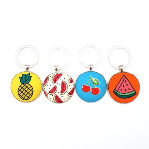 Fruit Keyrings