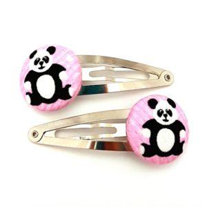 Panda Snap Clips