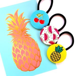 38mm Fruit Set Elastics