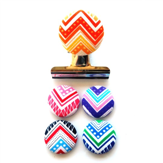 Chevron Magnet Set
