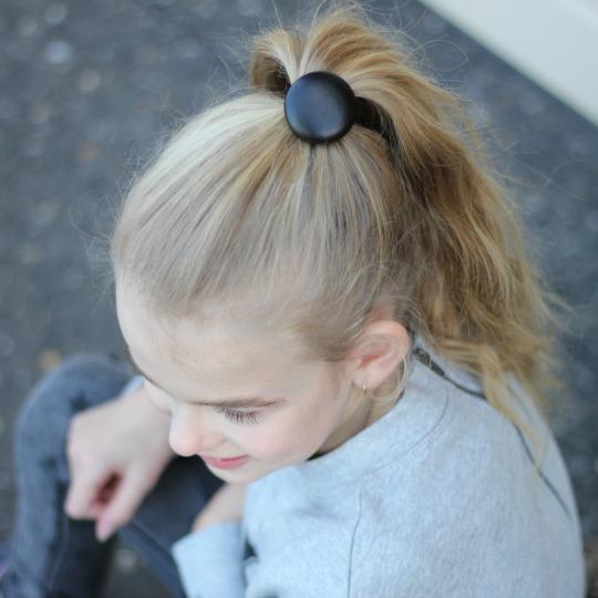 Leatherette Black