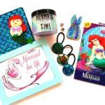 Mermaid Time flatlay