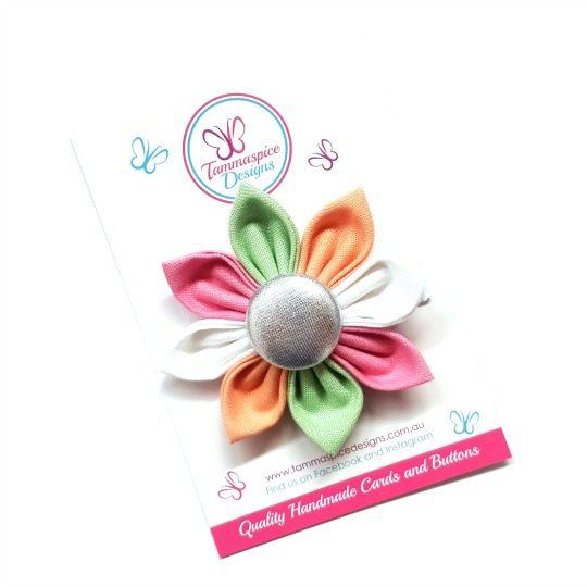 Gelato Flower Clip
