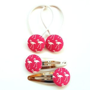 Pink Flamingos 23mm Set