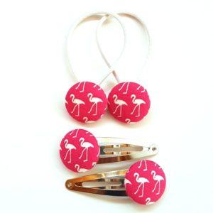 Pink Flamingos 23mm Set