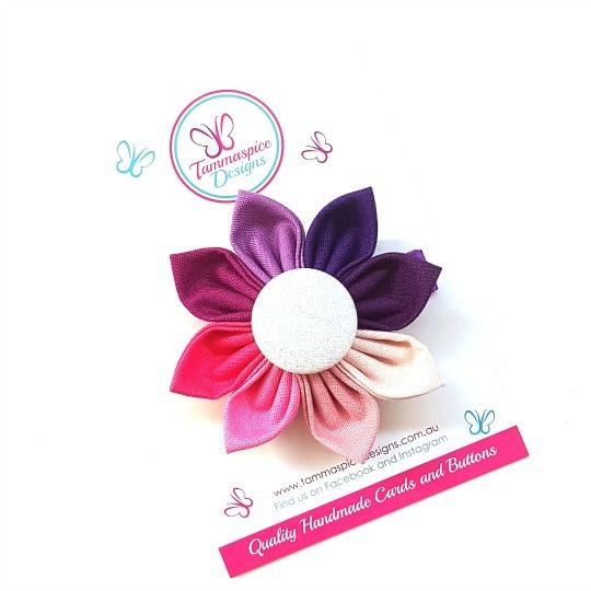 Beauty Flower Clip
