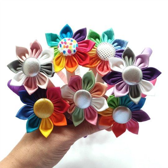 Flower Headbands Bouquet