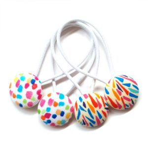 23mm Ambrosia & Liberty Button Elastics