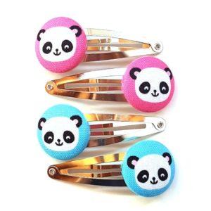 Pandas Snapclips