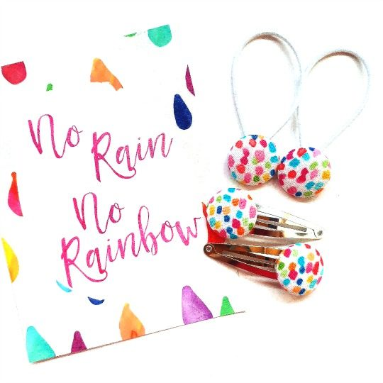 Ambrosia Rainbow Spots 23mm Set
