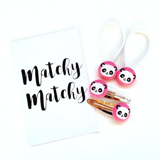 Pink Pandas 23mm