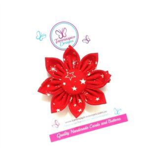 Starburst Flower Clip