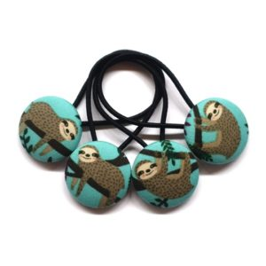 28mm Sloth Button Elastics