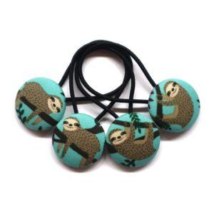 28mm Sloth Button Elastics