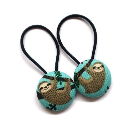 28mm Sloths Hanging Under Branch